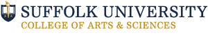 Suffolk University College of Arts & Sciences Logo