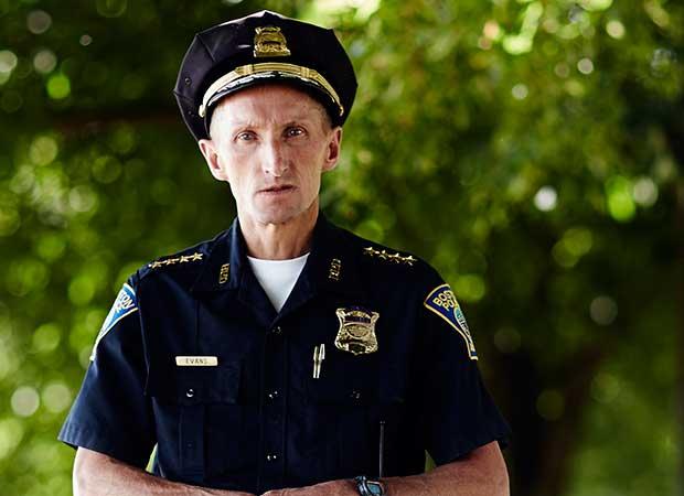 Police officer billy