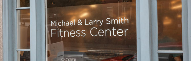 Michael & Larry Smith Fitness Center